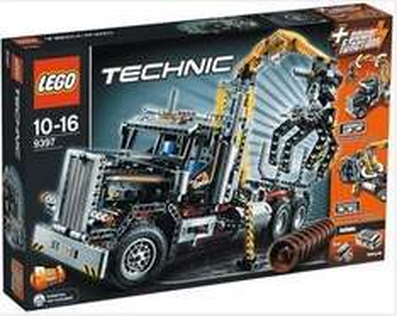 (klingel.de) Lego Technic Holztransporter 9397 für 73,94€!