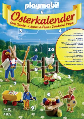 [LOKAL Berlin] Playmobil-Osterkalender stark reduziert