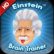 AmazonApps: Einstein Gehirntrainer HD for free statt 2,99€