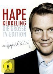 ARD Video Shop Hape Kerkeling - Die große TV-Edition inkls VSK 29,95 € NUR HEUTE