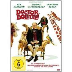 Doctor Dolittle [Blu-ray] von 1967 @ Amazon.de