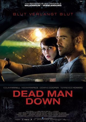 """KOMPLETT kostenlos ins Kino zu """"Dead Man Down"""" am 02.04.2013 um 20:00 Uhr"""