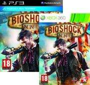 Bioshock Infinite (AT-Version) für 35,99 Euro [PS3 & XB360] @ World of Video