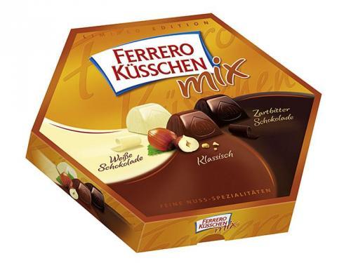 Ferrero Küsschen Mix bei REWE für 1,99€ deutschlandweit.