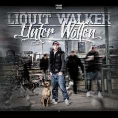 5€ MP3: Liquit Walker - Unter Wölfen (HipHop-Album)
