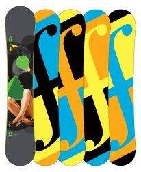 Forum YOUNGBLOOD CHILLYDOG 154 Snowboard