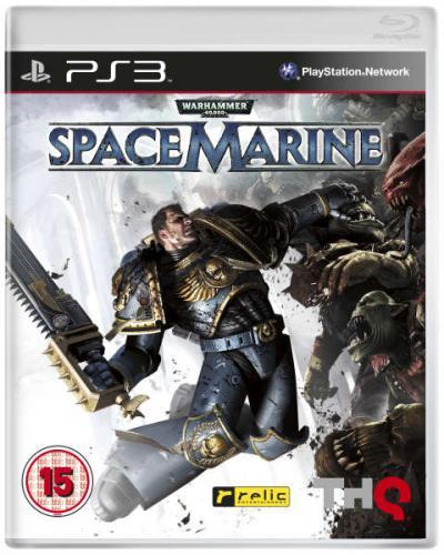 (UK) Warhammer 40,000: Space Marine PS3