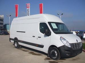 """Riesentransporter für """"kleines Geld"""" -Renault Master"""
