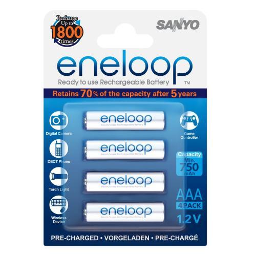 24x Sanyo eneloop HR-3UTGB nur 40.23€ (mit 7,77€ SMDV Gutschein und SÜ)