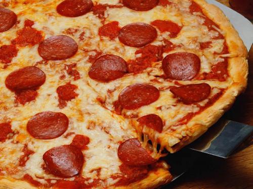 Nur heute, Salami Pizza für 1 Euro bei Call a Pizza (Mindestbestellwert von 6-8 Euro beachten)