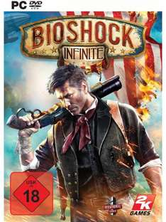 BioShock: Infinite (PC) Download-Key 30 EUR @ xjuggler