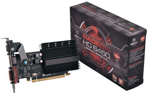 Xfx Hd6450 1GB Grafikkarte PCIe @ Voelkner 25,34€ (Idealo: 30,89)