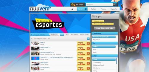 [Nuuvem] Sport-Sale: FIFA 13, Fußball Manager 2013 und Football Manager 2013 für ca. 13,49 € + andere
