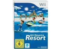 Wii Sports Resort + Remote Plus Weiss 43,21€ @SMDV (Idealo: 49,89 €)