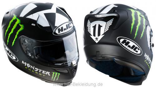Motorradhelm HJC R-Pha 10 Monster II