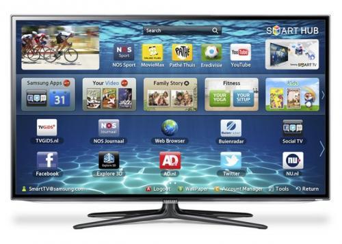 AUT Media Markt - Samsung UE50ES6100 3D Full HD LED Internet-TV für 666€ Vergleichspreis 876€!