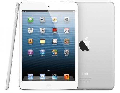 Apple iPad mini 16GB Wi-Fi weiss [CH]