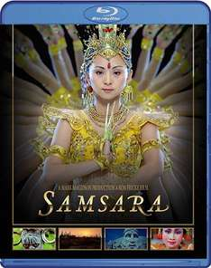 [Blu-ray] Samsara @ Amazon