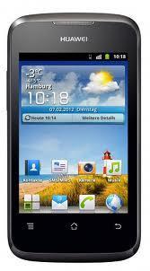 HUAWEI Smartphone Ascend Y200  für 62,45€ incl. Versand (Vorführgeräte)