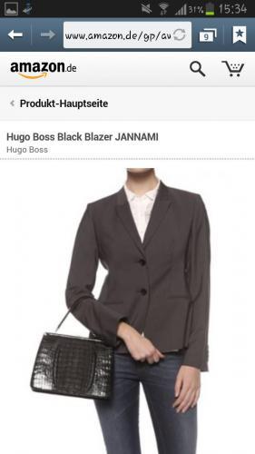 (Amazon) Hugo Boss Sale + Rabatte von bis zu 70 Prozent für  Männlein wie Weiblein