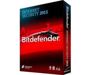 Bitdefender Internet Security 2013:  3 PCs/Lizenzen für 1 Jahr für nur 11,29 EUR