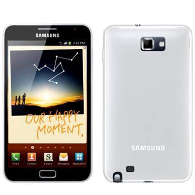 Samsung Galaxy Note N7000 (ceramic white) 16GB ohne Branding/ohne Simlock