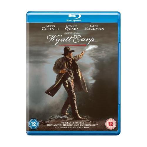 Blu-Ray - Wyatt Earp für €6,72 [@Play.com]