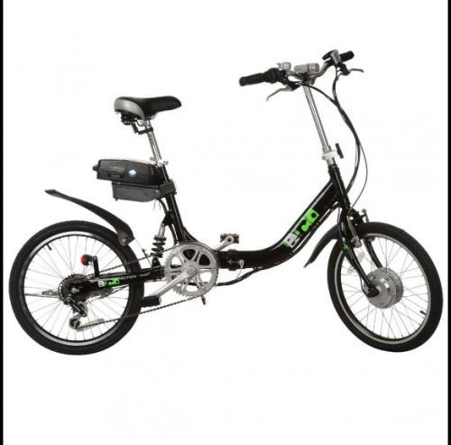 E Bike Klapprad [sportsdirect] E-Go