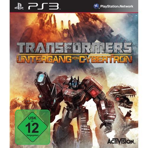 (PS3) Transformers: Untergang von Cybertron für 15,09 €