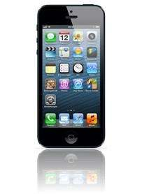 Apple iPhone 5 16GB für 79 € | elekom Call & Surf XS - 19,95 € GG | 30 Frei-Min, Weekend Flat, Internet Flat