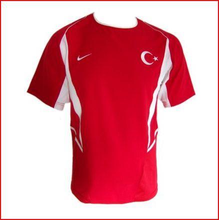 Nike Türkei Trikot - XL und XXL für 9,99 EUR ink. Porto