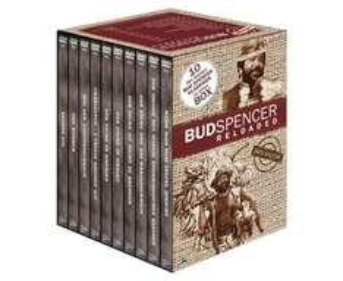 Bud Spencer DVD-Box Reloaded mit 10 Filmen für 25€ @Redcoon