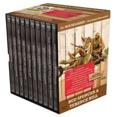 Terence Hill & Bud Spencer 10 DVDs @redcoon
