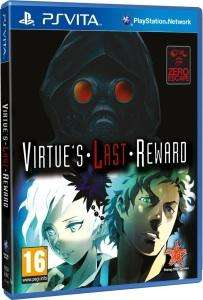 Virtue's Last Reward PSV&3DS für 20,01€ @zavvi