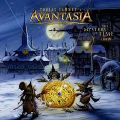 Avantasia - The Mystery Of Time kostenlos anhören