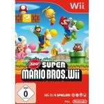 Wii: New Super Mario Bros. @Amazon