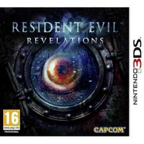 Nintendo 3DS - Resident Evil: Revelations für €23,57 [@Zavvi.com]
