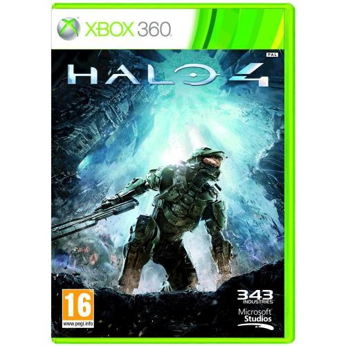 @ebay - Halo 4 - Xbox 360 für 24,95€ + 2,95€ Versand