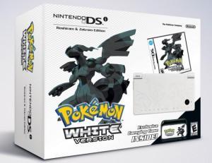 DSi weiß Pokémon Edition + Pokémon Weiße Edition Amazon WHD