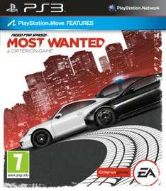 (UK) Need For Speed: Most Wanted [PS3/Xbox] für 15.90€ @ Thehut