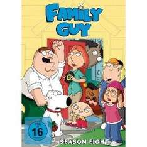Family Guy - Season 8 [DVD] 9,99 Euro, ggf. Versandkosten!