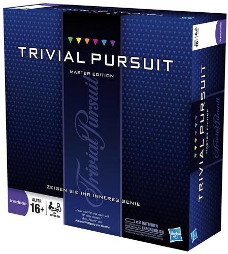 Trivial Pursuit Master Edition @buecher.de