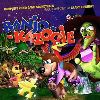 Original Soundtrack von Banjo Kazooie für 0,50 USD - oder gar umsonst!