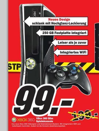 [LOKAL - MM HEPPENHEIM] Xbox 360 250 GB
