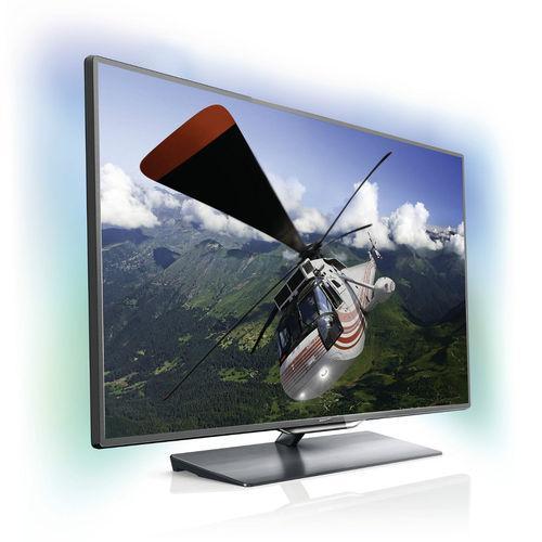 Philips 40PFL8007K 40? 3D-LED-Full-HD TV - Ambilight, Full HD, WiFi, Sat-Tuner