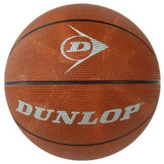 Dunlop Basketball aus Gummi Größe 7 (Originalgröße) für den Freizeitsportler