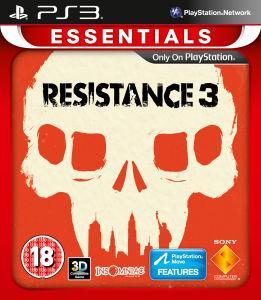 (UK) Resistance 3: Essentials [PS3] für 11.77€ @ TheHut