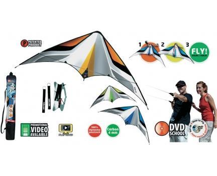 EOLO Sport-Lenkdrachen Easy Kite Rising Pro für 32€ @SMDV