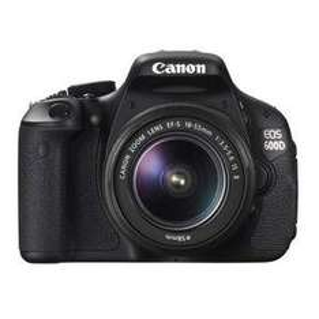 CANON EOS 600D KIT 18-55 IS II