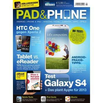 Pad & Phone Magazin + Spiel Wildblood[Android] für 5,99€ (Lokal)